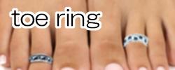 足の指輪トゥリング大量再入荷